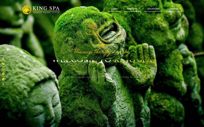 King Spa & Massage