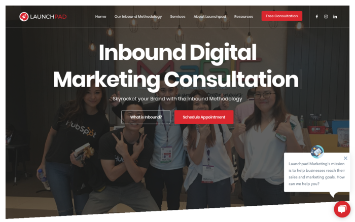Malaysia's Leading Inbound Marketing Agency | Launchpad Marketing