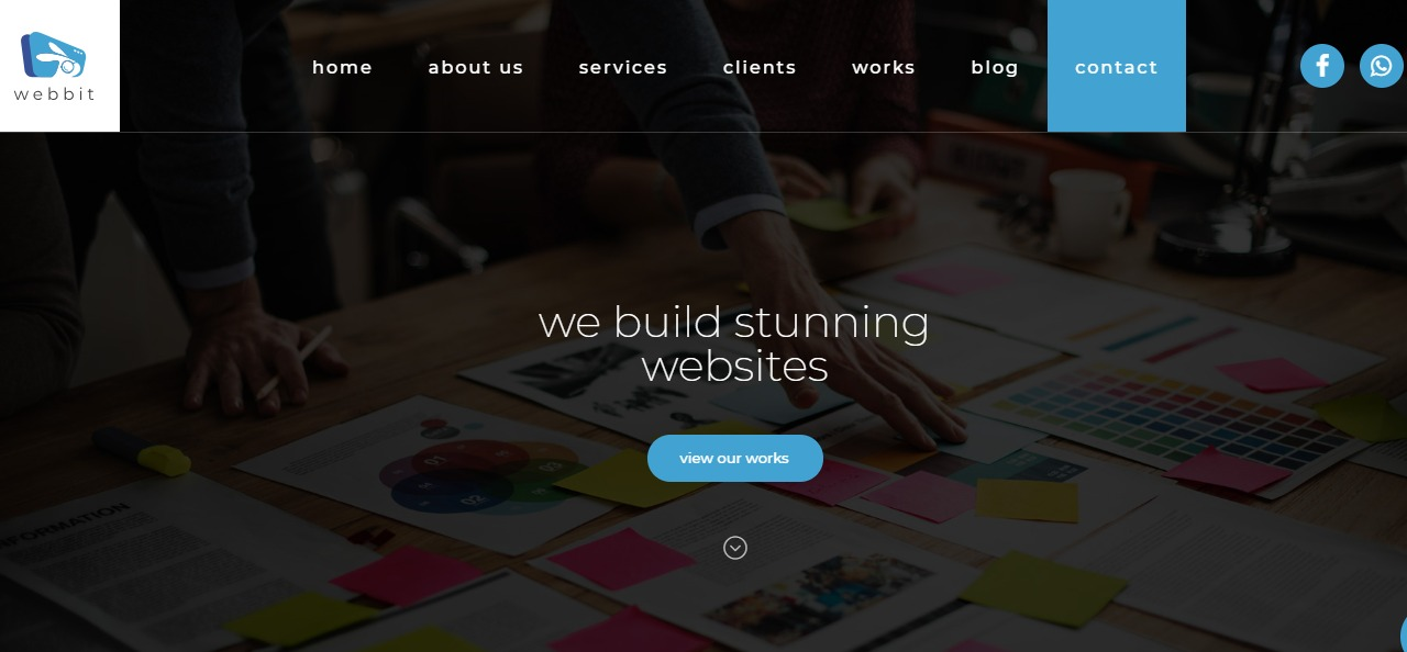 Webbit Malaysia Corporate Website