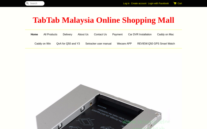 TabTab Malaysia Electronics Online Store