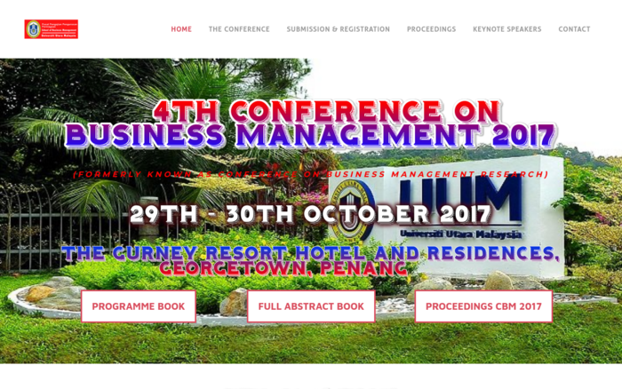 Conference on Business Management