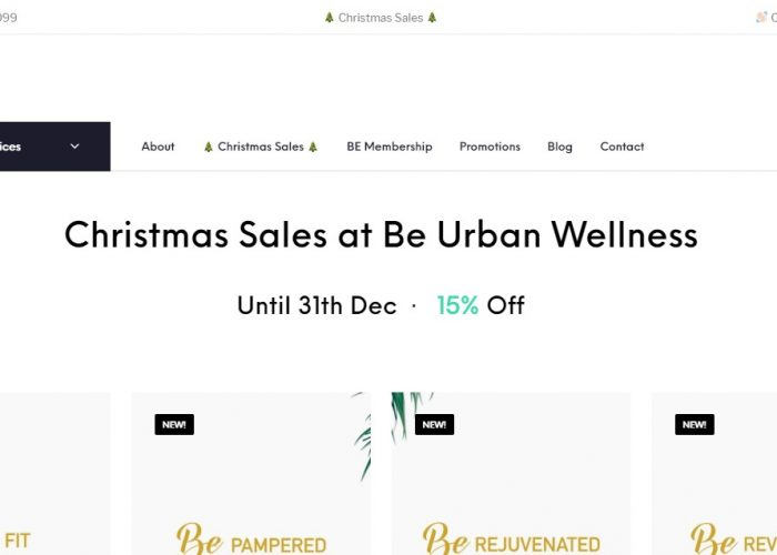 Be Urban Wellness