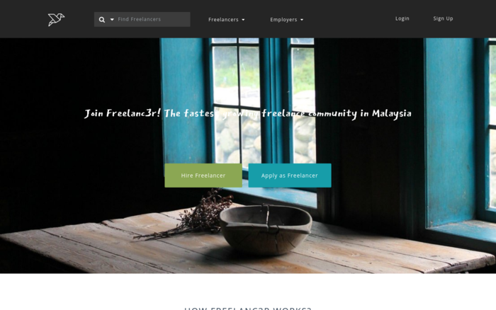 Freelanc3r | The fastest growing freelance community in Malaysia