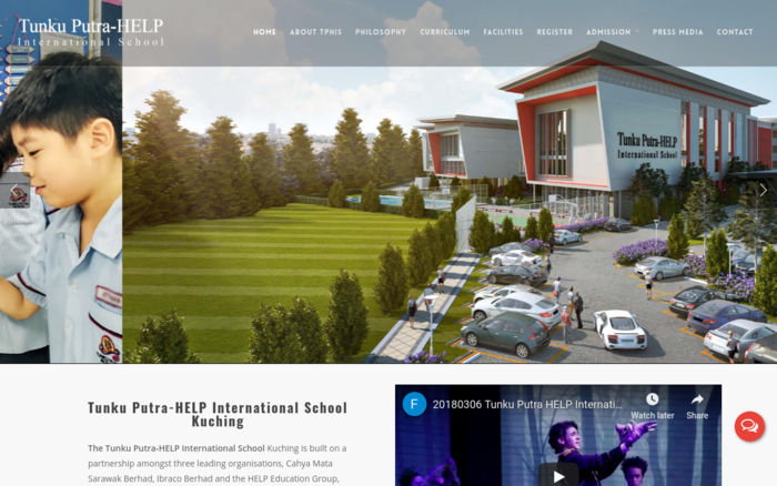 Tunku Putra – HELP International School