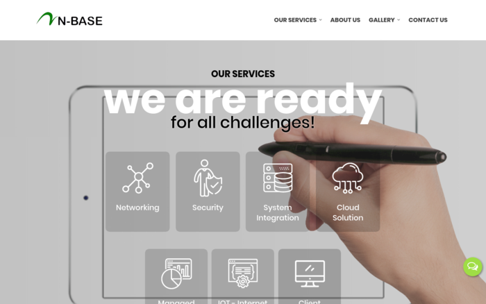 N-base, an IT Provider
