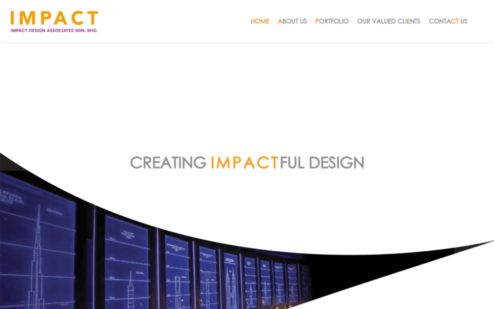Impact Design, creating impactful design