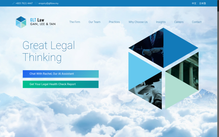 GLT Law – An innovative Malaysian law firm