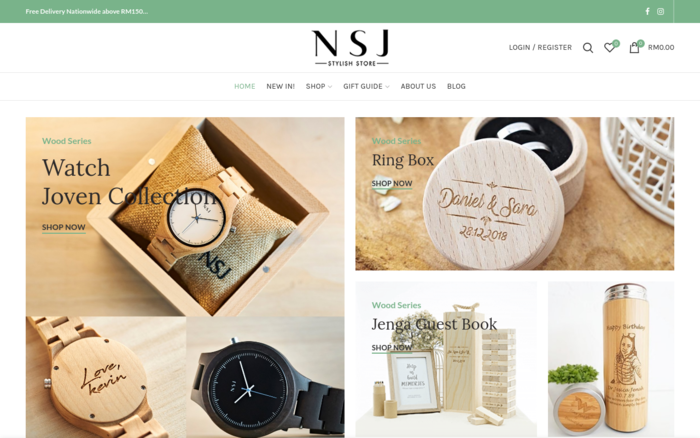 NSJ Stylish Store