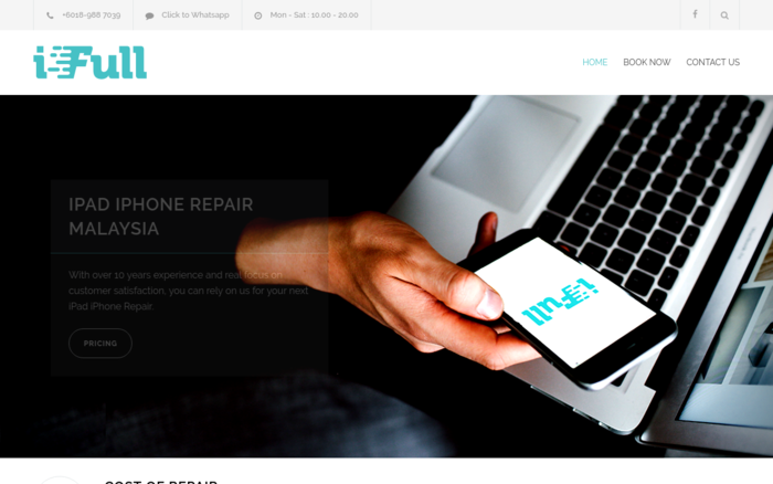 iFull.my – On Demand Phone Repair Services