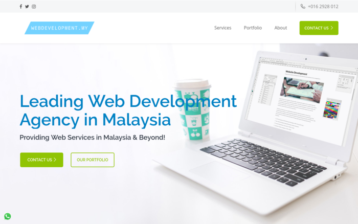 Web Development Agency in KL Malaysia