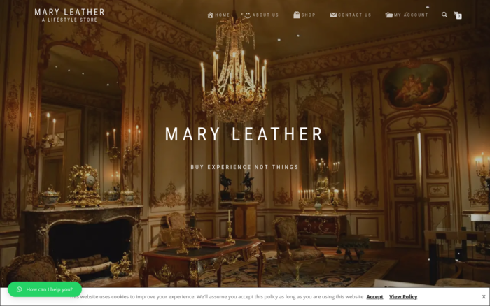 Mary Leather – A Lifestyle Products Curator By NES Group