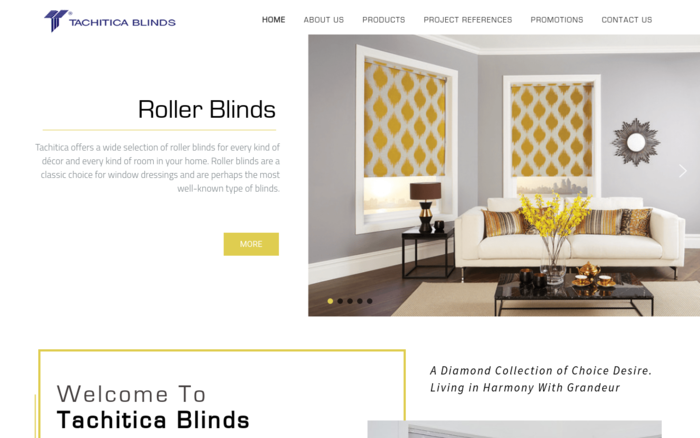 Tachitica Blinds