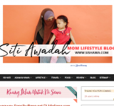 Sis Hawa – Mom Lifestyle Blog