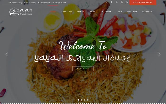 Yayah Briyani House