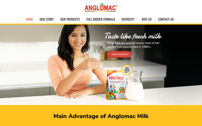 Anglomac Milk