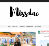 MISSDAE TRAVEL BLOGGER