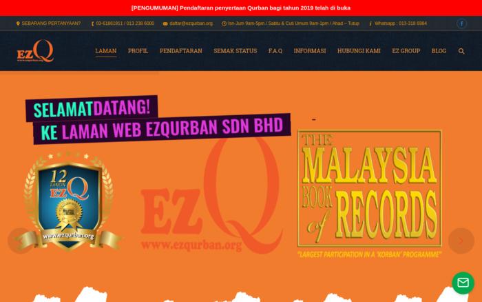 EZ Qurban Sdn Bhd | EZQurban.org