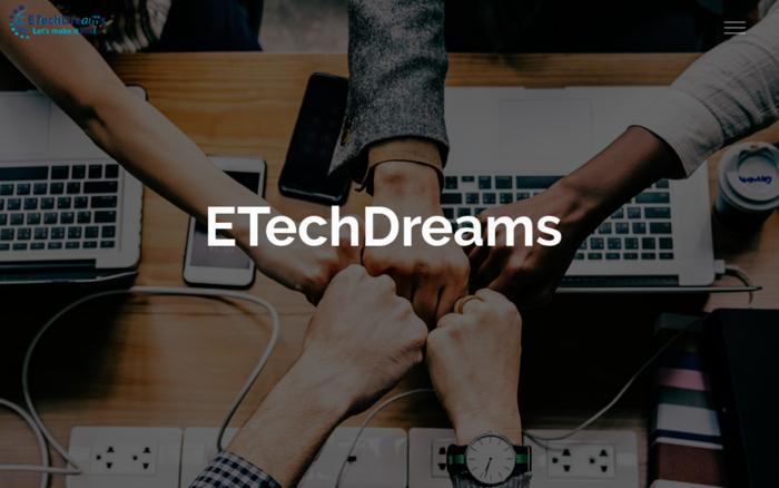 ETechDreams – Web Design Agency