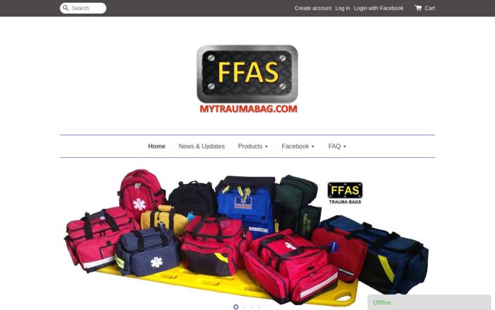 FFAS Trauma Bag Malaysia
