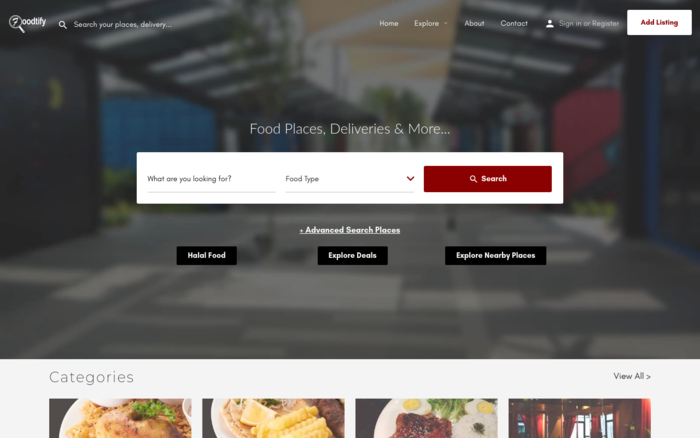 Local food deals, places, deliveries in Malaysia | Foodtify