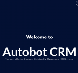 Autobot ~ Customer Relationship Management System