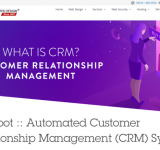 Autobot-Customer Relationship Management system