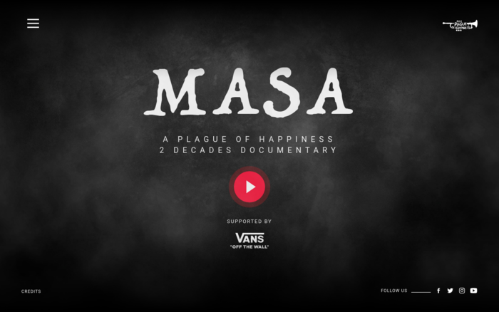 Plague of Happiness — 2 Decades Documentary — Masa