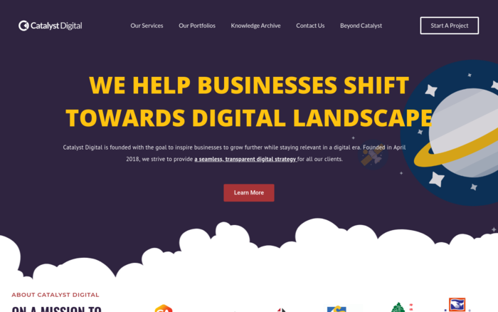 Catalyst Digital- Your Trusted Digital Agency in Kuala Lumpur