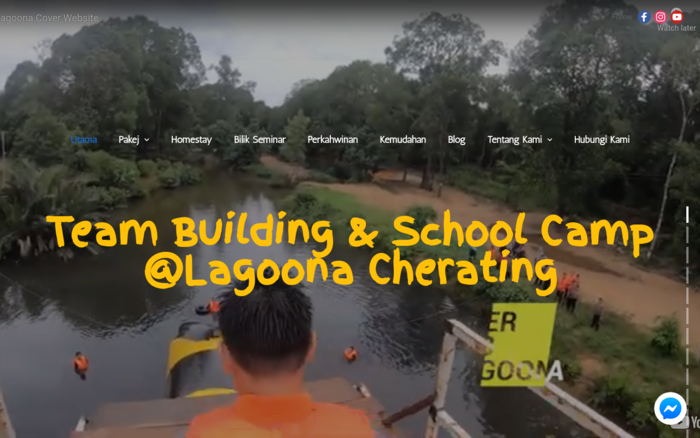 Lagoona Resort Training and Camping