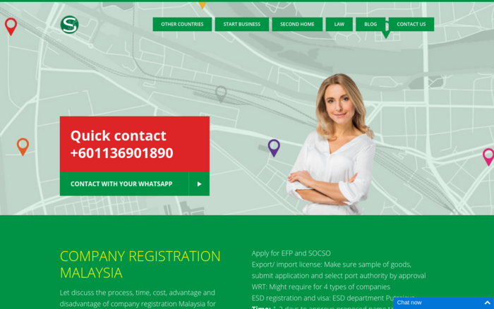 Company Registration Expert | Malaysia For Foreign and Local