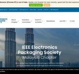IEEE Electronics Packaging Society (EPS Malaysia Chapter)