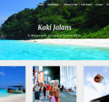 Kaki Jalans - A Malaysian Couple's Travel Blog