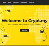 Crypt.my - Malaysia's One stop Cryptocurrency Information