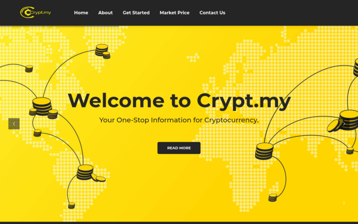 Crypt.my – Malaysia's One stop Cryptocurrency Information