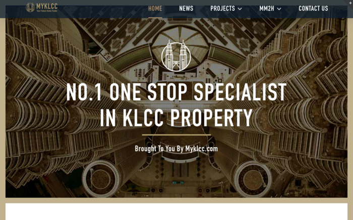 MyKLCC.com : No.1 One Stop Specialist In KLCC Property