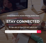 Connecto - Video Conference, Screen Sharing, Online Chat