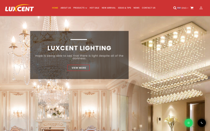 Luxcent Lighting