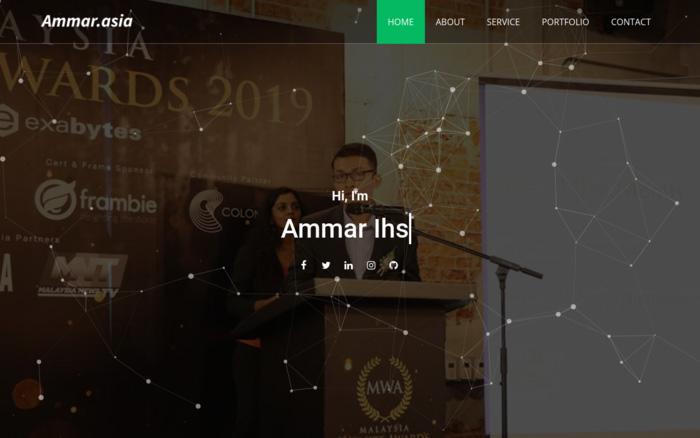 Ammar Ihsan Official Site