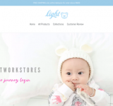 Lightworkstores baby clothing