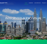 THE AUDIO VISUAL SPECIALIST - Integrated Audio Visual Sdn Bhd